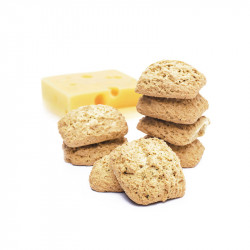 Galletitas sabor Queso