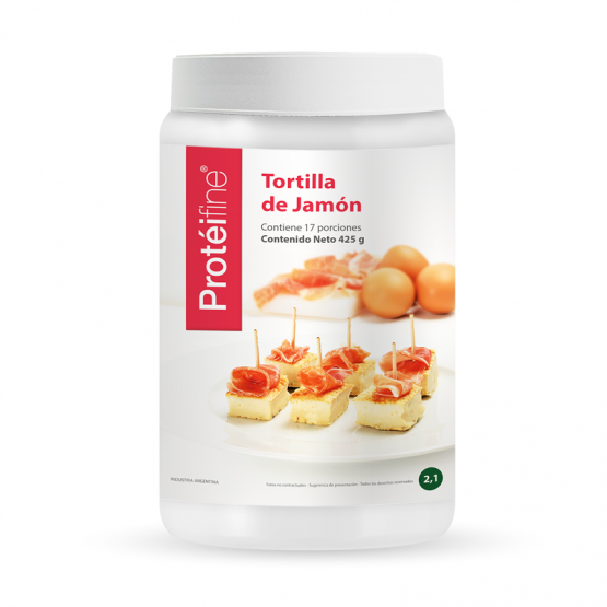 Tortilla de Jamón (Pote 425 g)