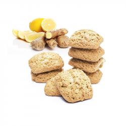 Galletitas sabor Limón y Jengibre
