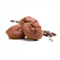 Madalenas de cacao
